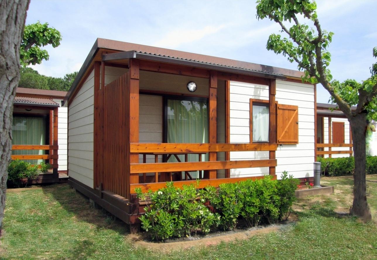 Bungalows casas m viles - Construcciones de casas de madera ...