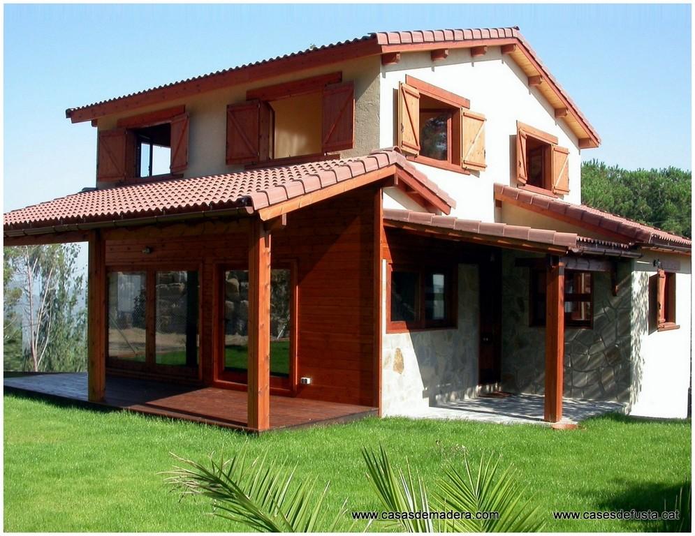 Casas modulares - Tocar madera casas ...