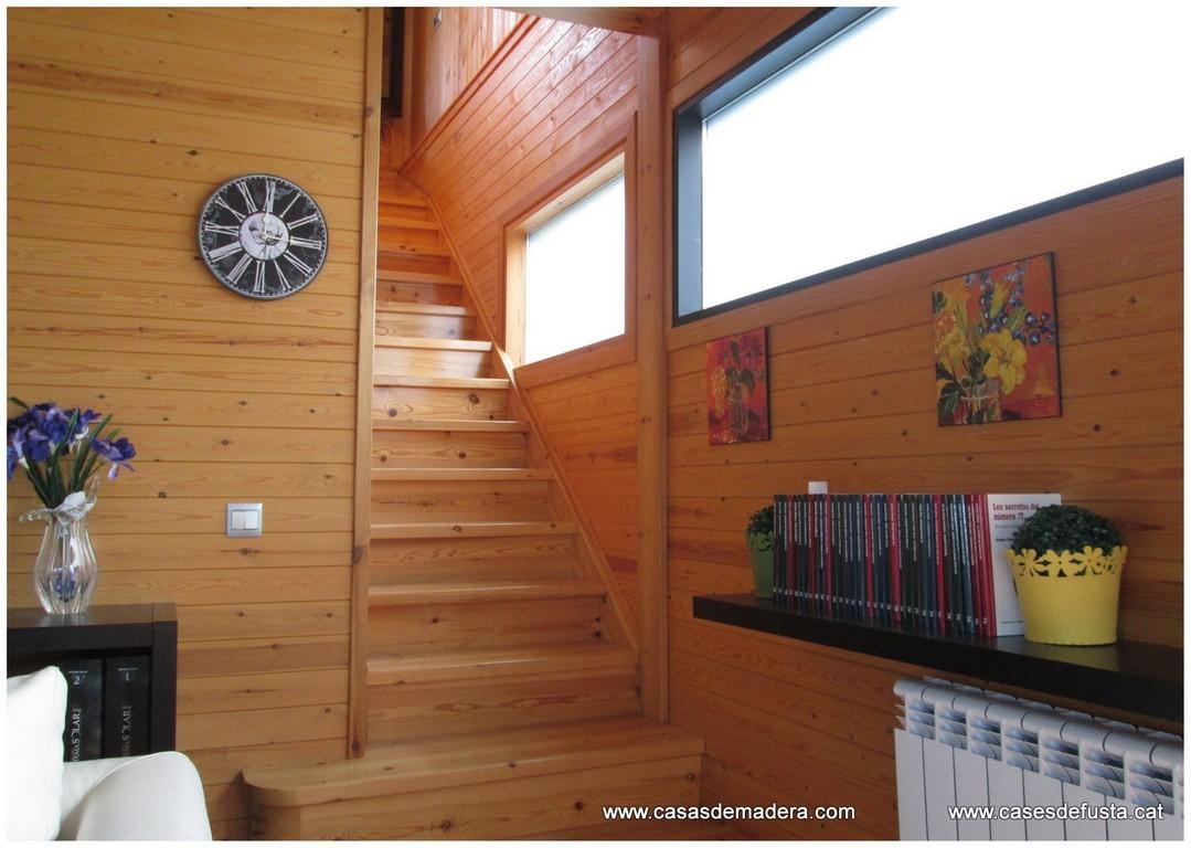 Acabados personalizados - Construcciones de casas de madera ...